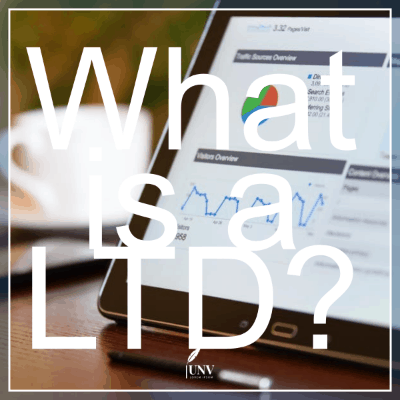 "Data information SEO wise with the question asked being""What is a LTD?"""